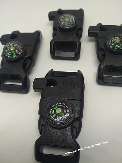 paracord ateş başlatıcı klips